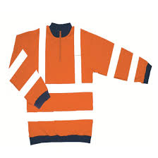Hi-Light EN 20471 Hi-Viz Sweatshirts Long Sleeves (22)