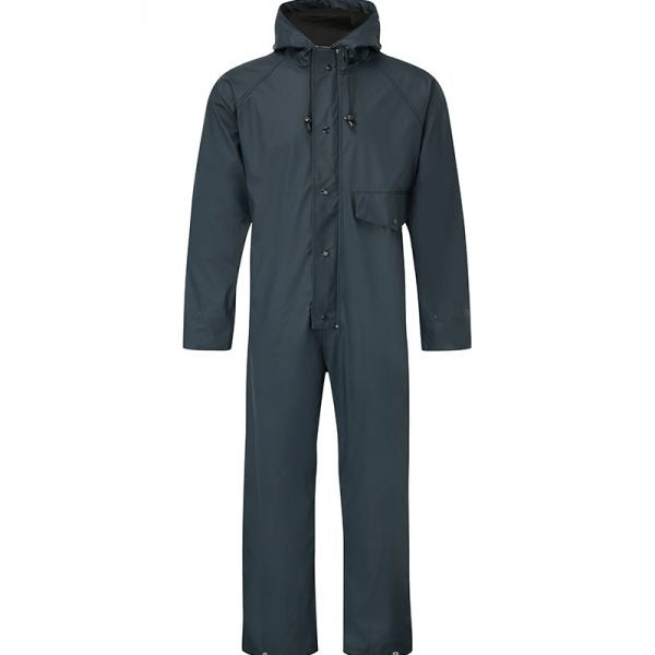 Fortress 320 Flex Navy Waterproof Coverall (320)