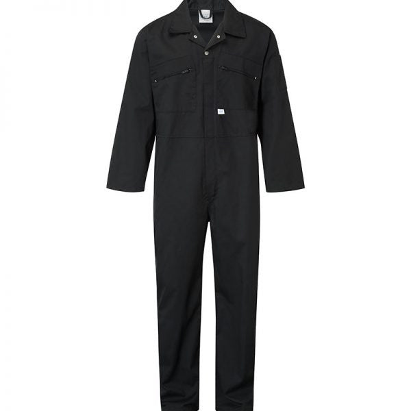 Blue Castle Zip Front Boiler Suits (366)