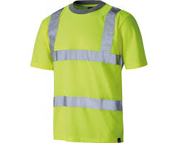 Hi-Light EN 20471 Hi-Viz T Shirt (38 Yellow/39 Orange)