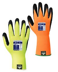 Portwest Hivis Grip Gloves (A340)