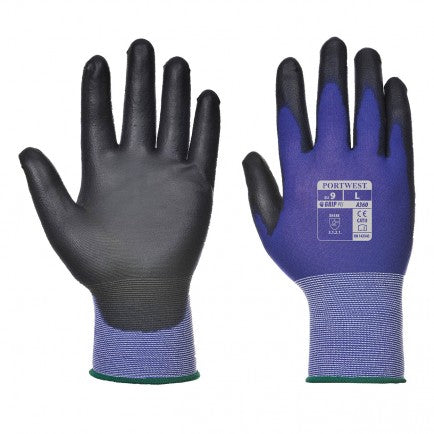 Portwest A360 Blue/Black Senti Flex Gloves