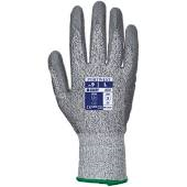 Portwest PU Palm Coated Level 3 Cut Resistant Gloves (A620)