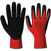 Portwest Red PU Cut 1 Resistant Gloves (A641)