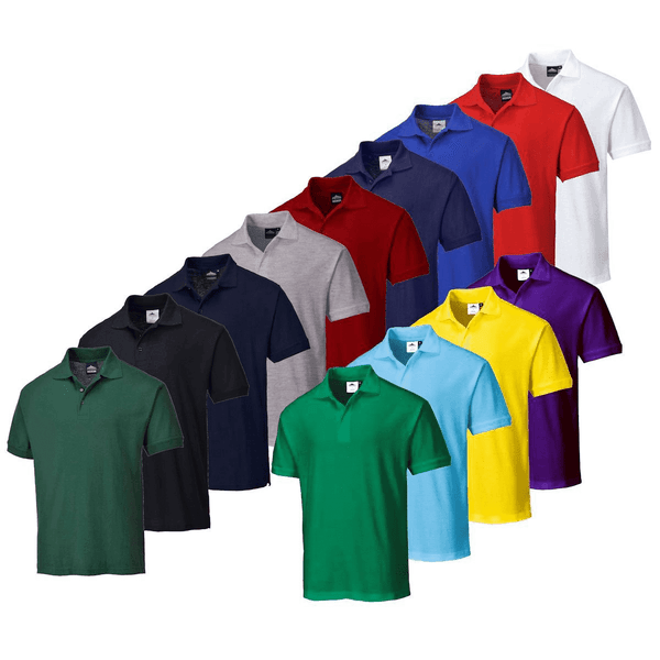 Naples Polo T Shirt (B210)