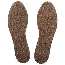 Grafters Mens Natural Cork Insoles