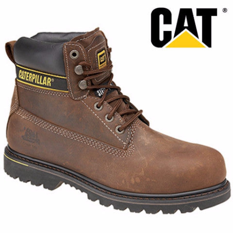 Caterpillar Leather Safety Boot SB (CT001ABN)