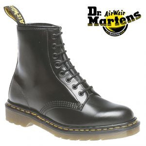 Dr Martens Airwair '1460Z' Classic 8 Eyelet Smooth Leather Boot (DM532A/BT/GB)