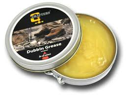 Grafters Dubbin Grease  Clear-Neutral 100ml Tin