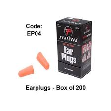 Proforce Soft Foam PU Ear Plugs (EP04)