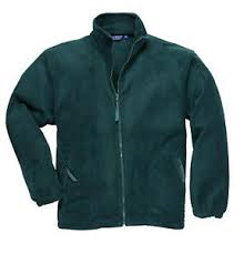 Argyll Heavy Quilted Fleece Jackets (F400)