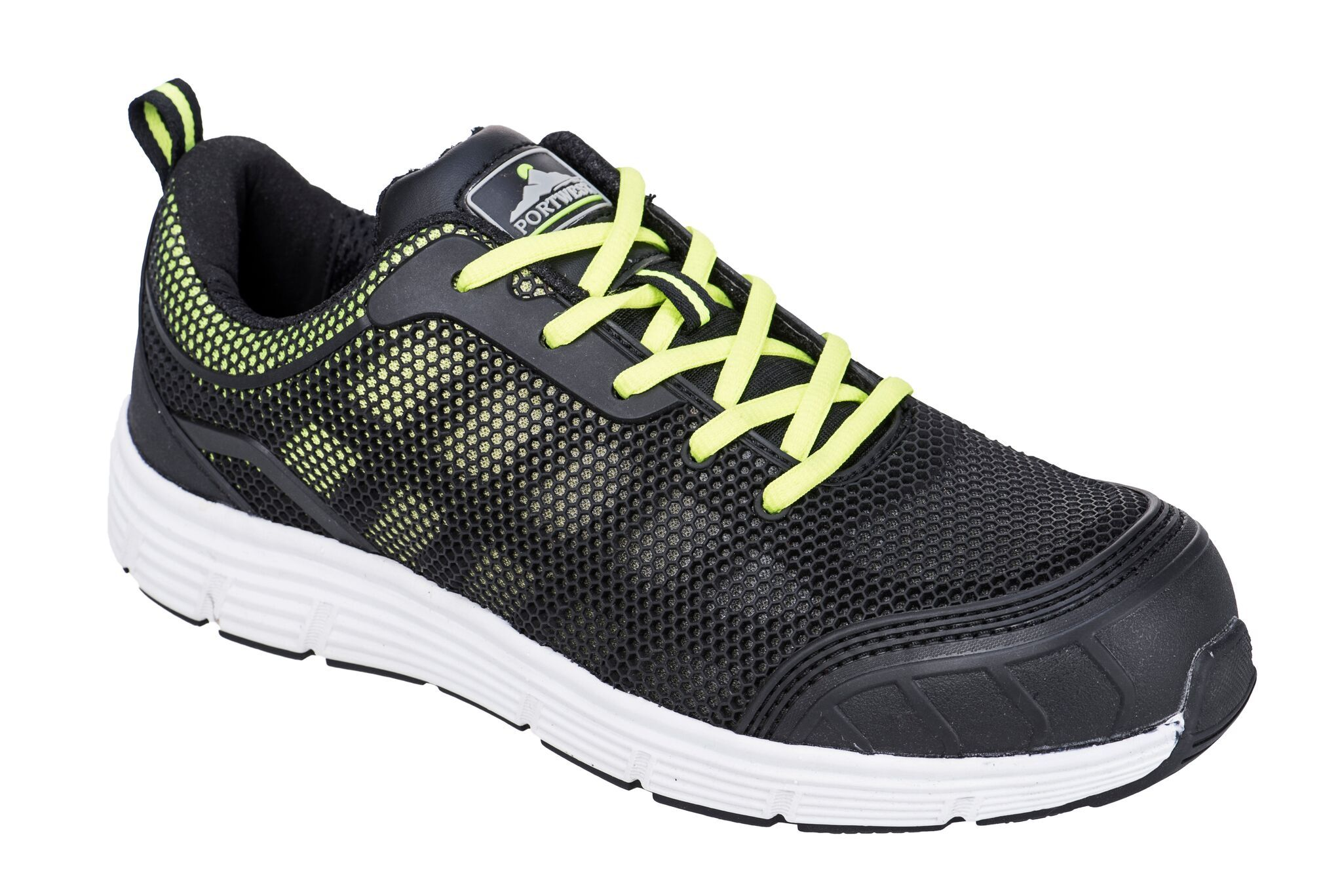 Portwest Steelite Aire Trainer S1P Safety Steel Toe Lightweight Breathable FT25