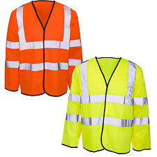 Hi-Light EN 20471 Hi-Viz Jacket (40 Yellow/41 Orange)