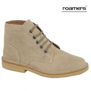 Roamers Suede Leather Desert Boots (M468AS/TS/DBS)