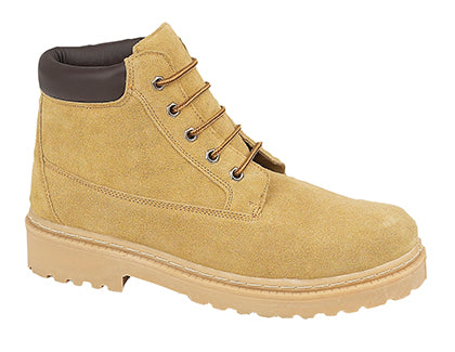 Dek Sandstorm Suede Leather Lightweight Non Safety Boot (M977A/S)