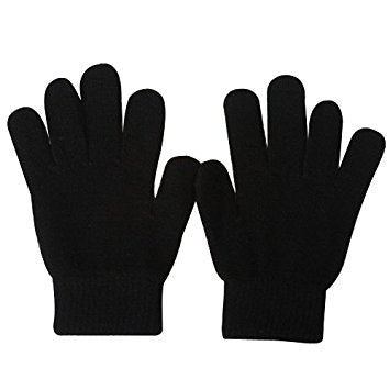 Magic Thermal Gloves One Size Fit All And Stretchable