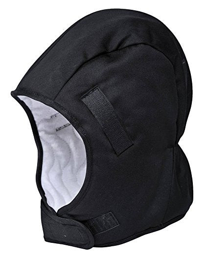 Safety Helmet Winter Liner In Black, Navy (PA58)
