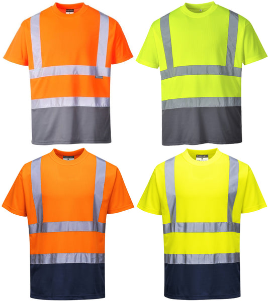 Portwest S378 Two Tone T Shirts