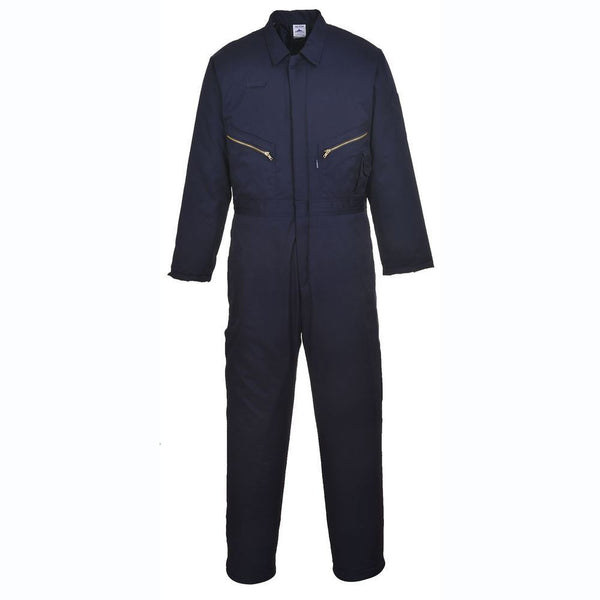 Portwest Orkney Navy Padded/Quilted Overall (S816)
