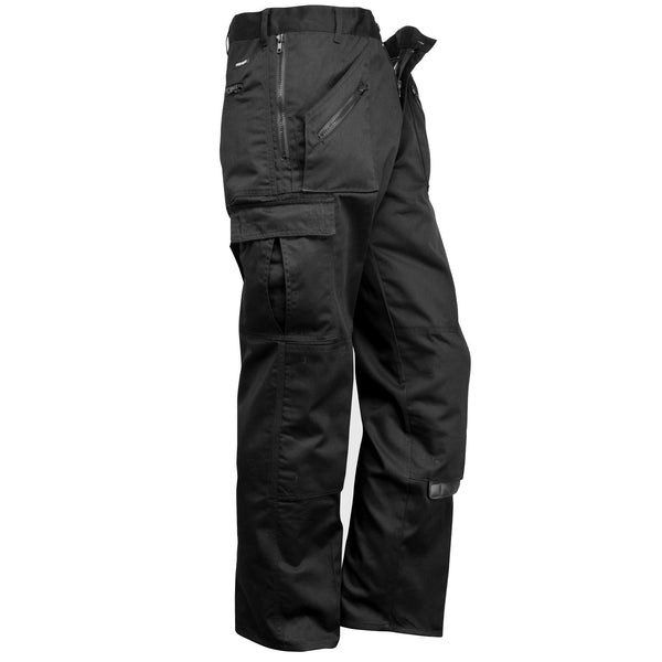 Action Zip Pocket Work Trousers (S887)