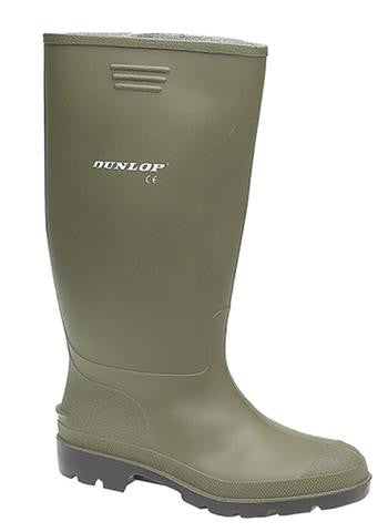 Dunlop Pricemastor Waterproof Wellington Boots (W197A/E)