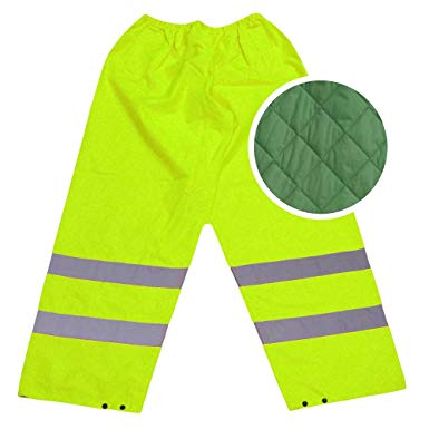 Hi-Light Padded Hiviz Waterproof Over Trouser (20)