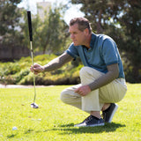 cappuccino compression arm sleeves for golfing
