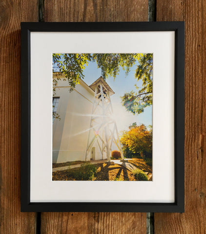 UGA Georgia Bulldogs Art: Chapel Bell Photo Print / Canvas Wrap