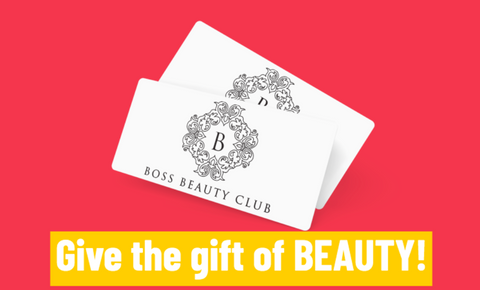 Boss Beauty Club Gift Cards