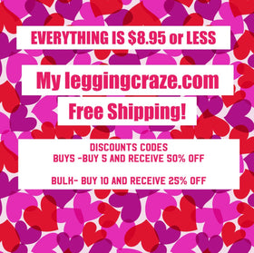 My Legging Craze Going Out of Business Sale