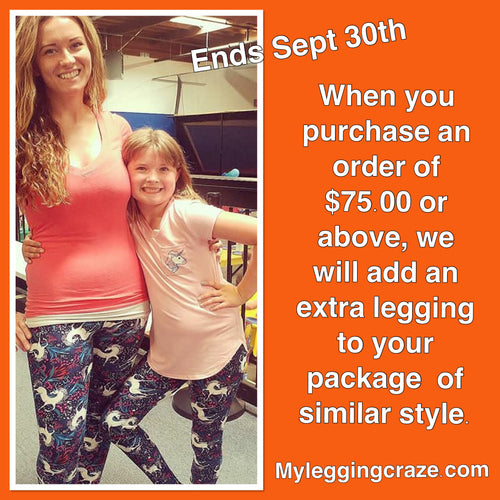 My Legging Craze