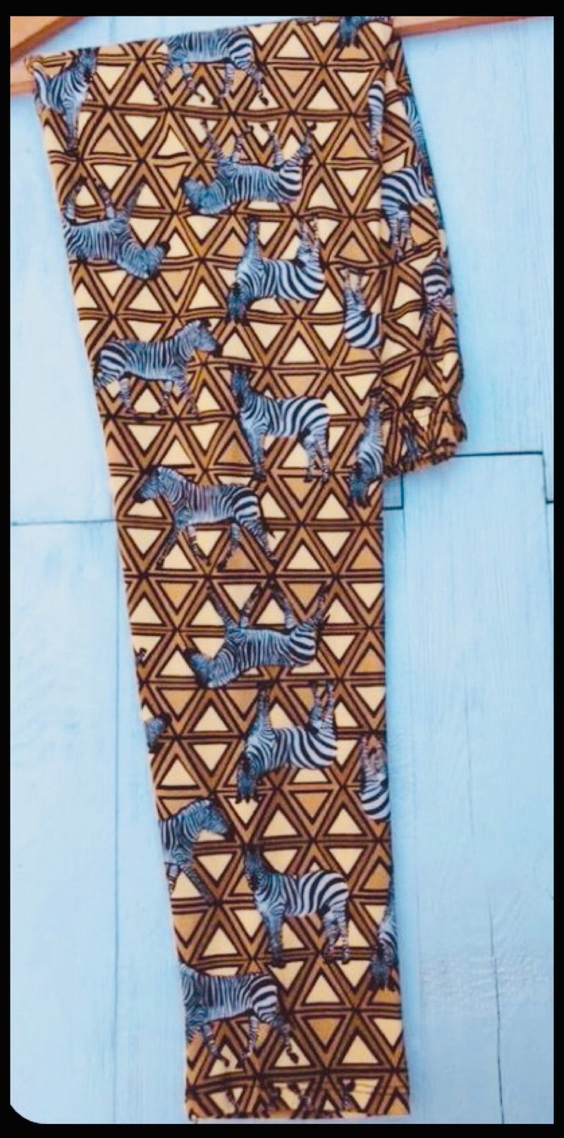 LEGGING ONESIZE OUT OF AFRICA (4 left)