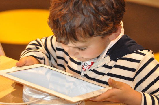 Your child's favourite device might be harming them