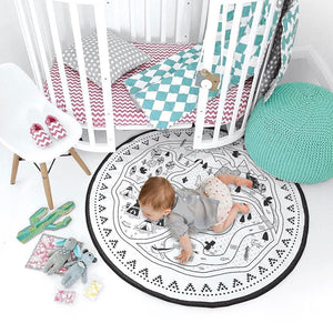Nordic Play mat Animal