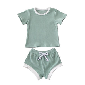Two-piece Casual Set