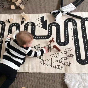 Modern Nordic Cloth Play Mat