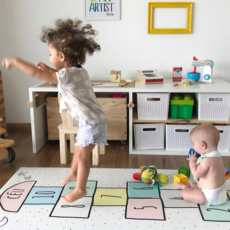 Educational Playtime Mat