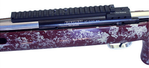 WTC Picatinny Style Scope Rail