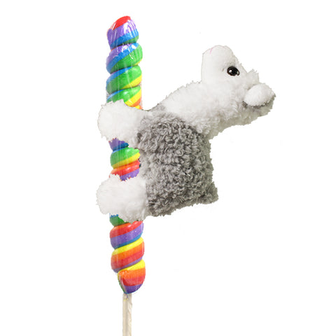 "4"" Llama on Candy Pop"
