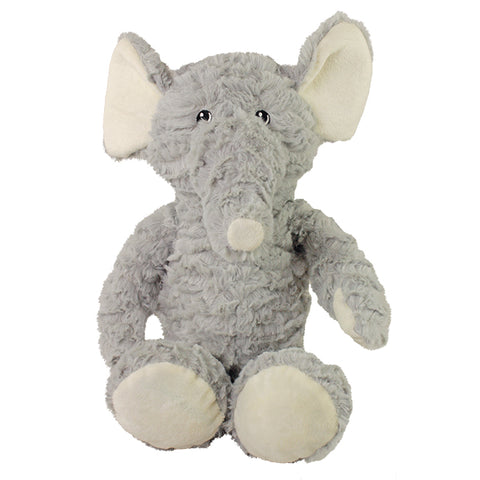 "10"" Softex Sitting Elephant"