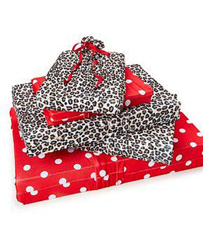Wrapeez Reusable Stretch Fabric Gift Wrap (Set of 5)