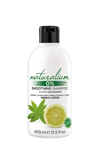 Natural Hair Shampoo by Naturalium (Herbal Lemon)