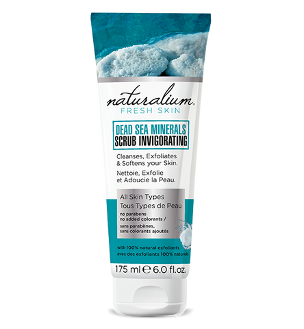 Natural Face Scrub by Naturalium (Dead Sea Minerals)