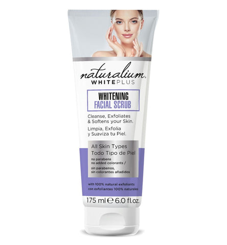 Whitening Facial Scrub by Naturalium