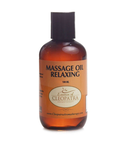 Essence of Cleopatra Massage Oil Relaxing Skin Care
