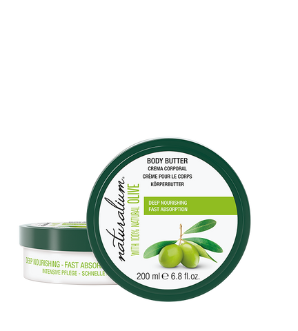 Extra Nourishing Body Butter by Naturalium (Olive)