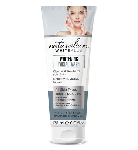 Whitening Facial Wash by Naturalium with Lemon & Kiwi Extracts