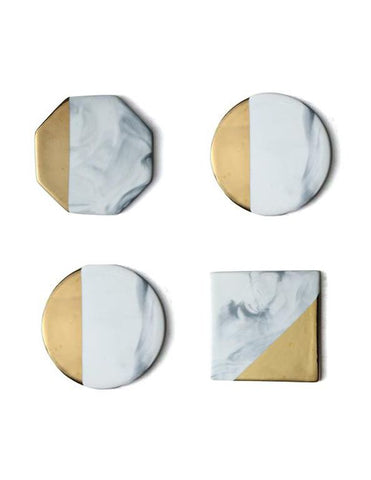 Cocus Pocus Set of 4 Ceramic Coasters