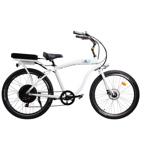 White Wave Bike Giveaway Entry