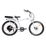 Wave Electric Cruiser | 100% Electric 25 MPH Bike